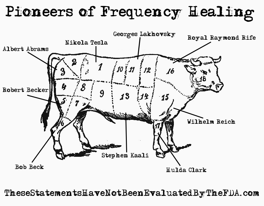 Pioneers of Frequency Healing