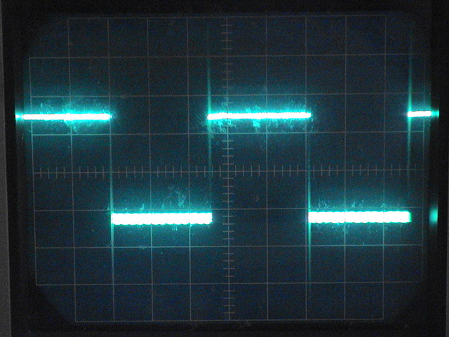 Positive Offset Square Wave